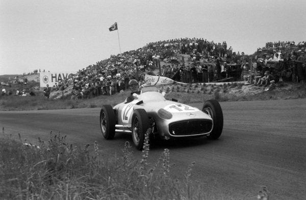 Karl Kling, Mercedes W196.