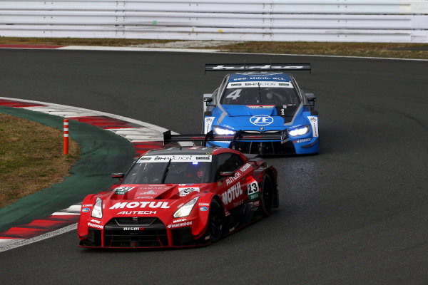 Tsugio Matsuda, NISMO Nissan GT-R NISMO GT500, Alex Zanardi, BMW Team RBM BMW M4 DTM.