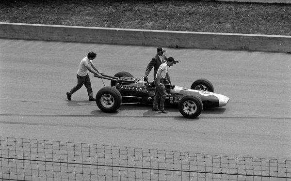Jim Clark's Lotus 34 Ford.