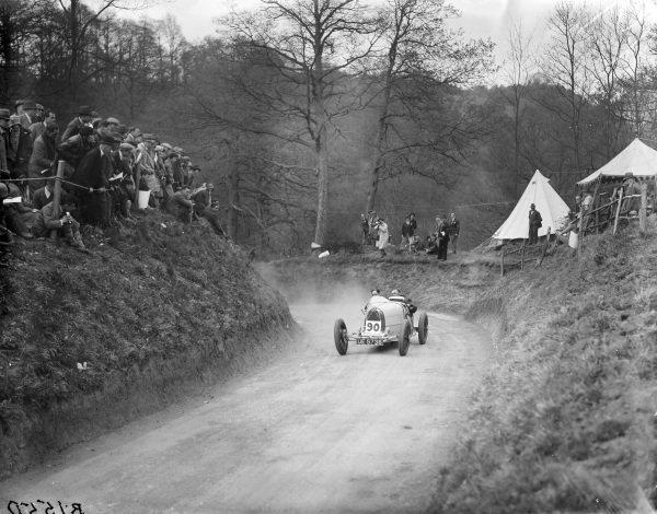 Bugatti Type 37.
