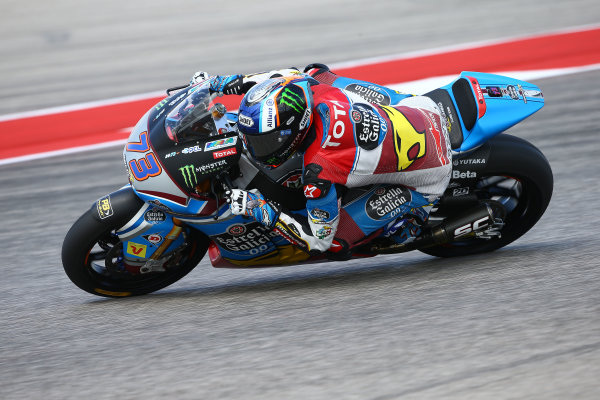 2017 Moto2 Championship - Round 3 Circuit of the Americas, Austin, Texas, USA Friday 21 April 2017 Alex Marquez, Marc VDS World Copyright: Gold and Goose Photography/LAT Images ref: Digital Image Moto2-500-2148