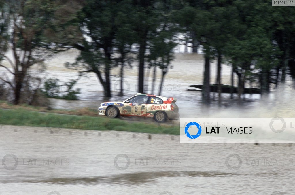 1998 World Rally Championship.