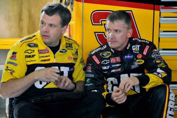26-28 March, 2010, Martinsville, Virginia USAJeff Burton and Todd Berrier©2010, LAT South, USALAT Photographic