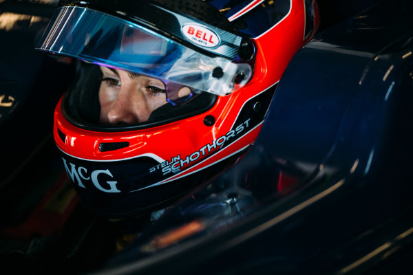 2016 GP3 Series Testing. Estoril, Portugal. Thursday 24 March 2016. Steijn Schothorst (NED) Campos  World Copyright: Malcolm Griffiths/LAT Photographic. ref: Digital Image F80P4951