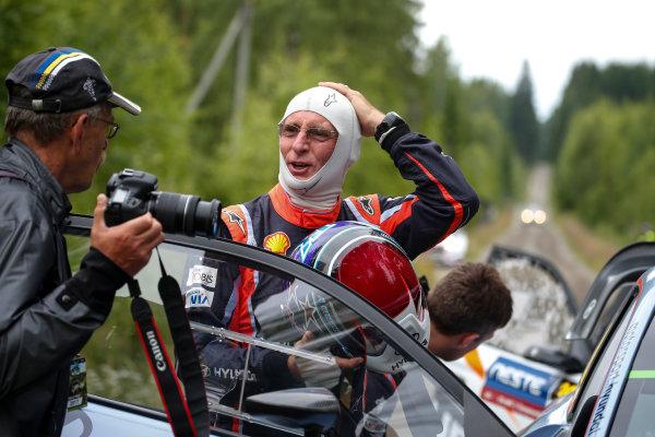 2017 FIA World Rally Championship, Round 09, Rally Finland / July 27 - 30, 2017, John Kennard, Hyundai WRC, Portrait  Worldwide Copyright: McKlein/LAT