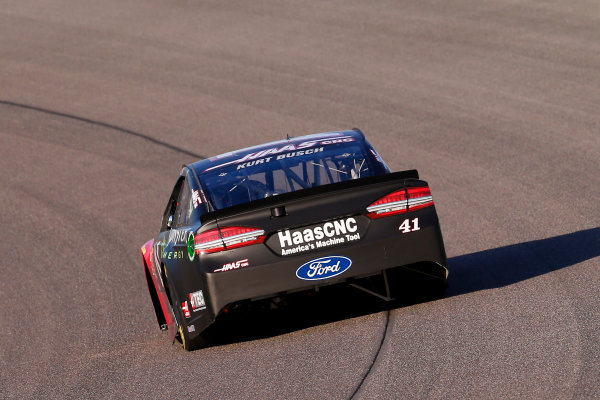 Monster Energy NASCAR Cup Series Ford EcoBoost 400 Homestead-Miami Speedway, Homestead, FL USA Sunday 19 November 2017 Kurt Busch, Stewart-Haas Racing, Haas Automation/Monster Energy Ford Fusion World Copyright: Russell LaBounty LAT Images