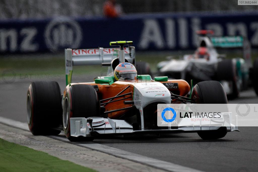2011 Korean Grand Prix - Sunday