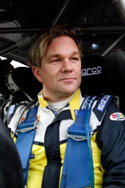 Round 13 Wales Rally GB. 10th-13th November 2011.Henning Solberg, Ford WRC, Portrait.Worldwide Copyright: McKlein/LAT