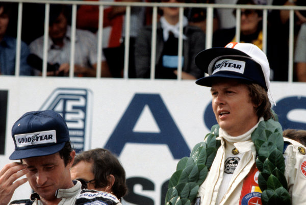 Kyalami, South Africa. 2 - 4 March 1978.