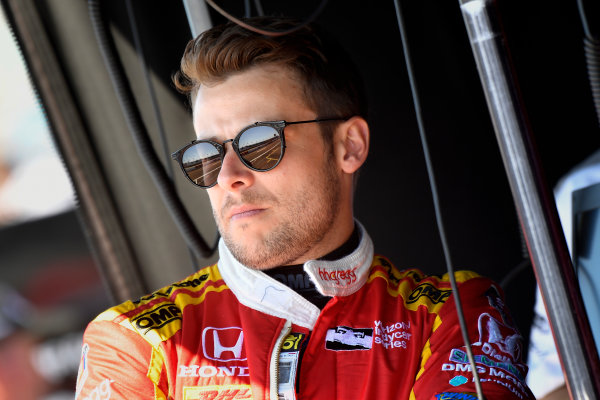 2017 Verizon IndyCar Series - Firestone Grand Prix of St. Petersburg St. Petersburg, FL USA Friday 10 March 2017 Marco Andretti World Copyright: Scott R LePage/LAT Images ref: Digital Image lepage-170310-stp-2070