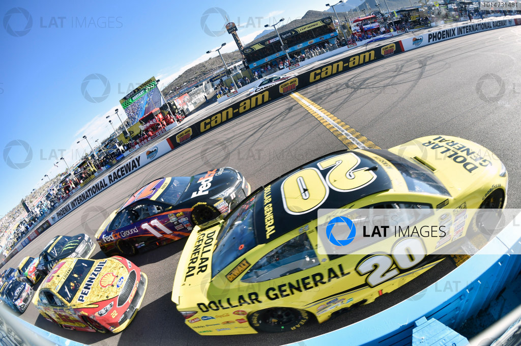 11-13 November, 2016, Avondale, Arizona USA Matt Kenseth, Dollar General Toyota Camry ? 2016, Nigel Kinrade LAT Photo USA