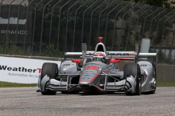 Verizon IndyCar Series Kohler Grand Prix Road America, Elkhart Lake, WI USA Sunday 25 June 2017 Will Power, Team Penske Chevrolet World Copyright: Geoffrey M. Miller LAT Images