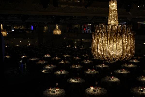 2013 Autosport Awards. Grosvenor House Hotel, Park Lane, London. The Great Room Sunday 1st December 2013. World Copyright: Sam Bloxham/LAT Photographic. ref: Digital Image _LOX6133