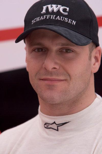 2005 GP2 Series - ImolaAutodromo Enzo e Dino Ferrari, Italy. 21st - 24th April.Friday QualifyingGianmaria Bruni (I, Coloni Motorsport). Portrait.Photo: GP2 Series Media Serviceref: Digital Image Only.