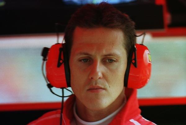 1998 Italian Grand Prix.Monza, Italy.11-13 September 1998.Michael Schumacher (Ferrari) 1st position.World Copyright - Steve Etherington/LAT Photographic