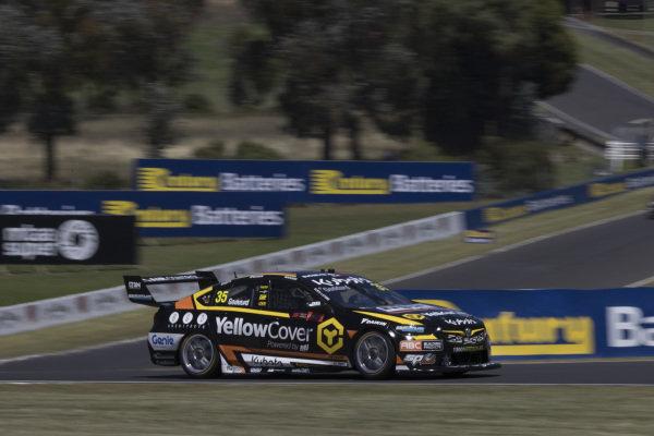 Zane Goddard, Matt Stone Racing, Holden Commodore ZB