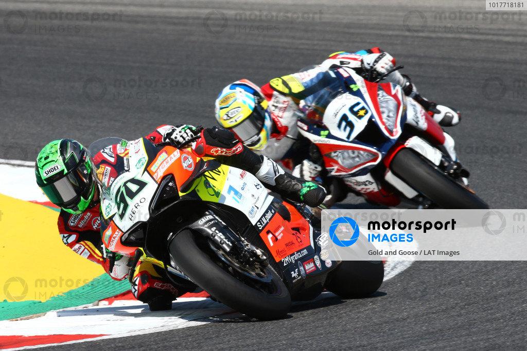 Eugene Laverty, Team Go Eleven, Leandro Mercado, Orelac Racing Team.