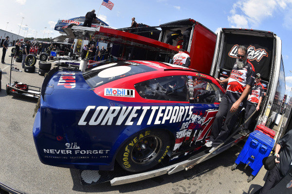 #78: B.J. McLeod, Live Fast Motorsports, Ford Mustang Keen Parts