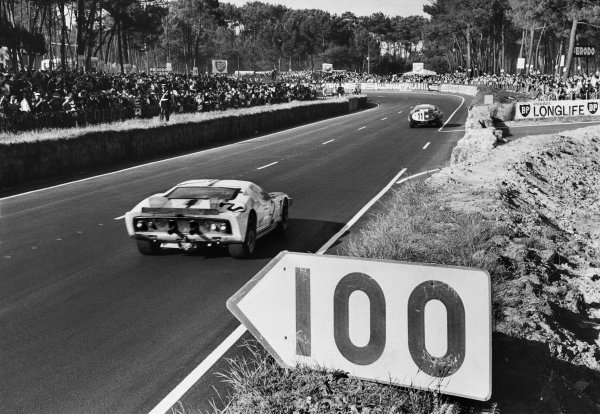 Le Mans, France. 19th - 20th June 1965.
