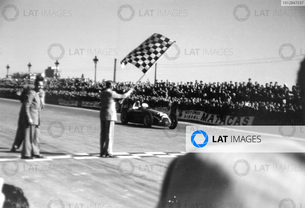 1951 Spanish Grand Prix.