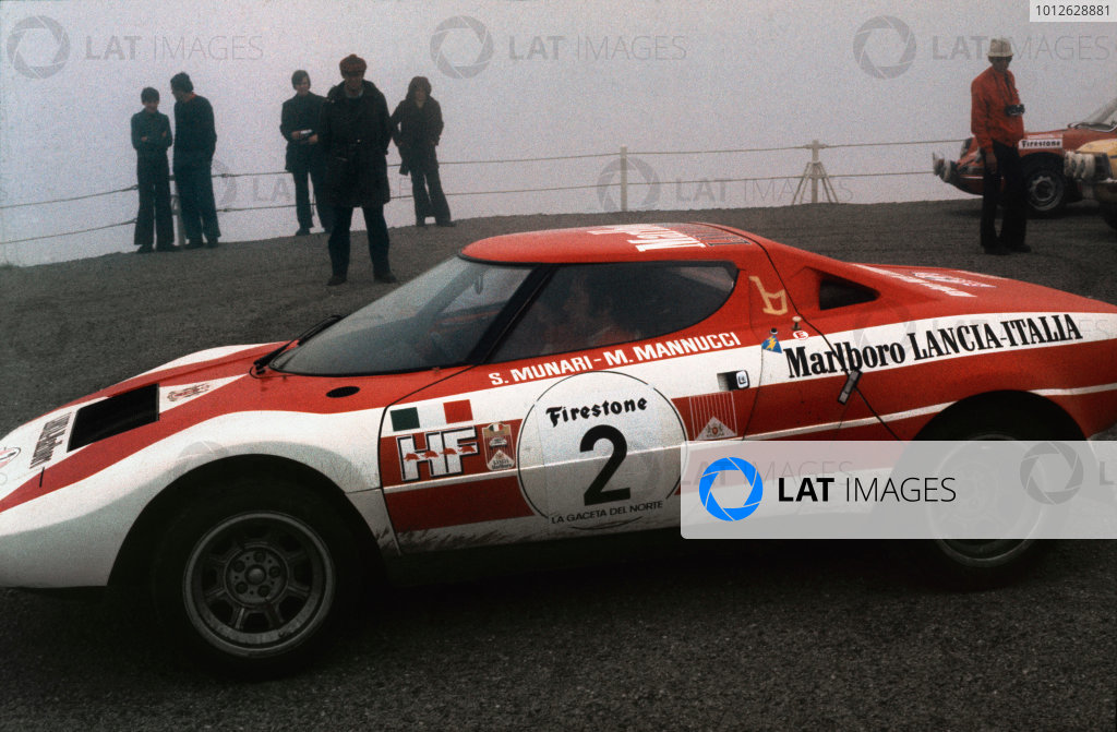 1973 International Firestone Rally.