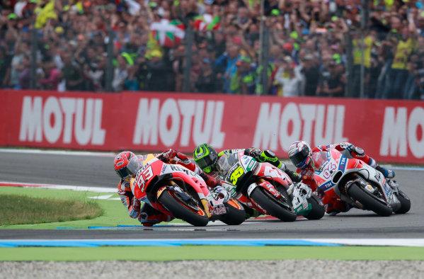 2017 MotoGP Championship - Round 8 Assen, Netherlands Sunday 25 June 2017 Marc Marquez, Repsol Honda Team World Copyright: David Goldman/LAT Images ref: Digital Image 680235