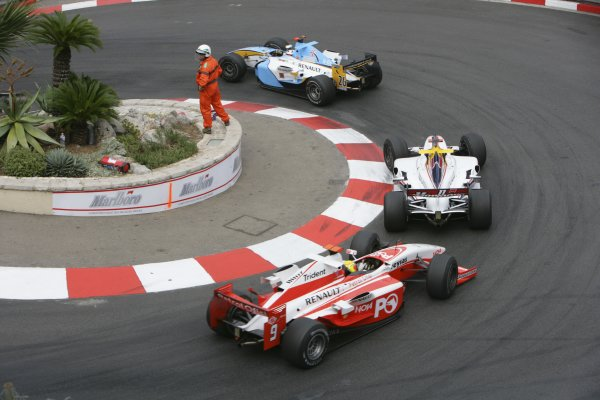 2007 GP2 Series. Round 3. Saturday Race.Monte-Carlo, Monaco. 26th May 2007.Borja Garcia (ESP, Durango). Action. World Copyright: Andrew Ferraro/GP2 Series Media Service ref: Digital ImageZP9O1092