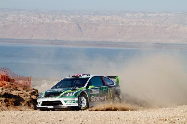 2010 FIA World Rally ChampionshipRound 01Rally Jordan 31/3 - 3/4  2010Matthew Wilson, Ford WRC, ActionWorldwide Copyright: McKlein/LAT