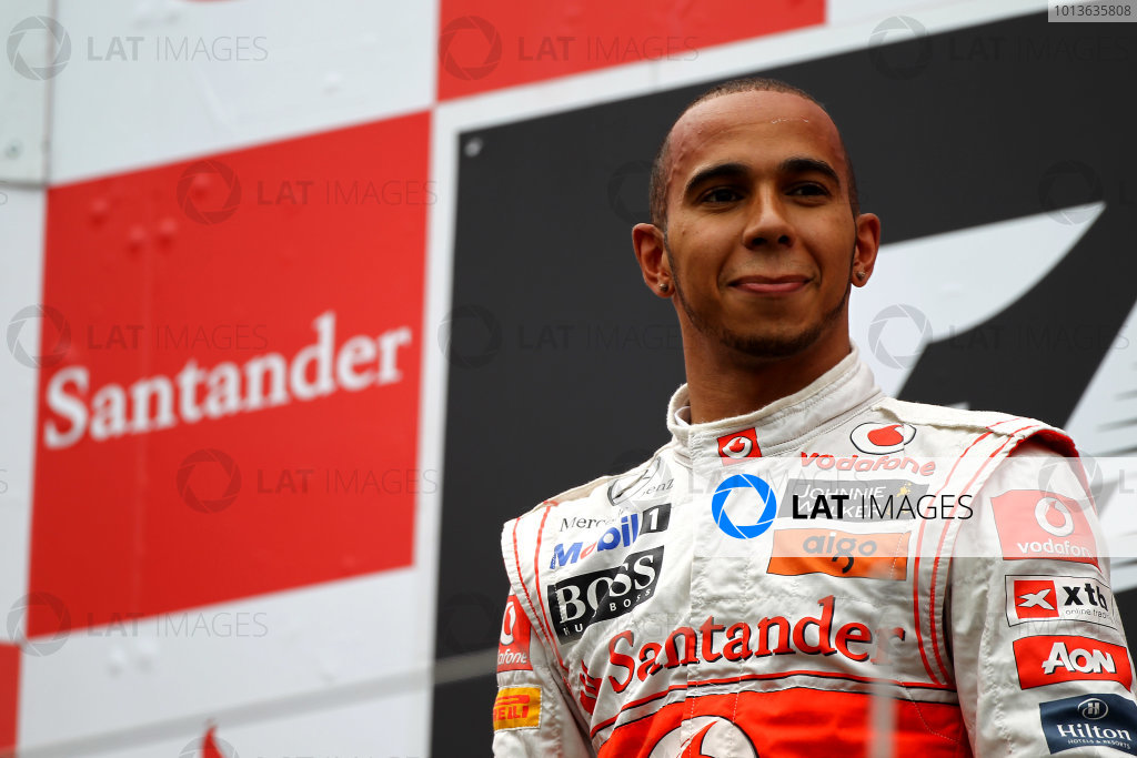 2011 German Grand Prix - Sunday
