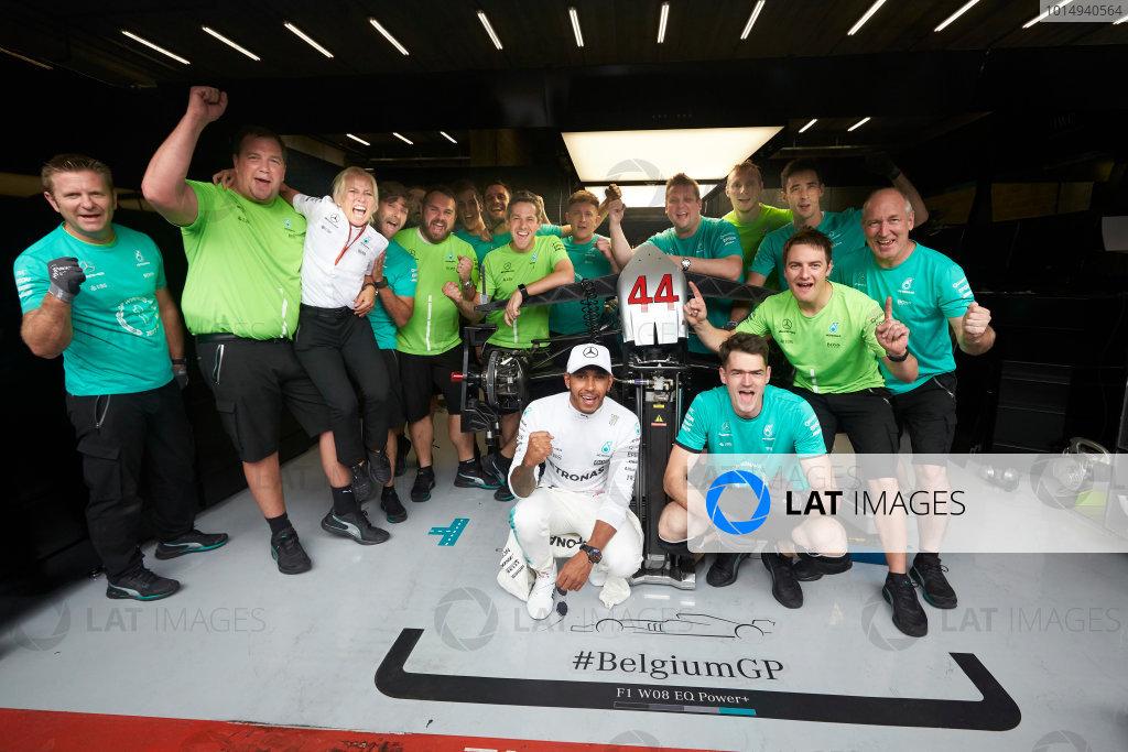 Round 12 - Belgian Grand Prix