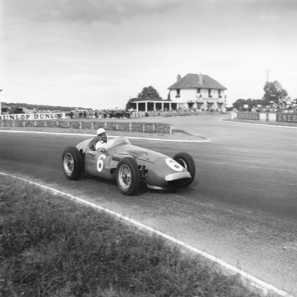 Reims, France. 1st July 1956. 