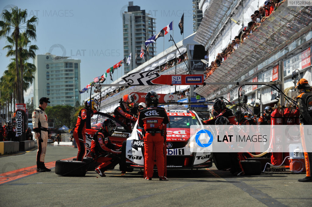 Gold Coast 600, Surfers Paradise, Queensland, Australia. 22nd - 24th October 2010.