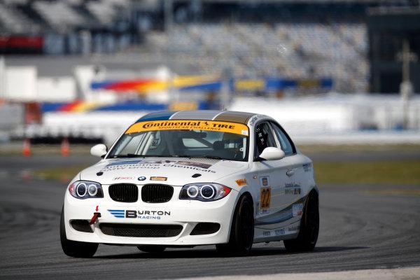 3-5 January, 2014, Daytona Beach, Florida, USA #22, BMW, 128i, Greg Strelzoff, Connor Bloum © 2014, Michael L. Levitt LAT Photo USA
