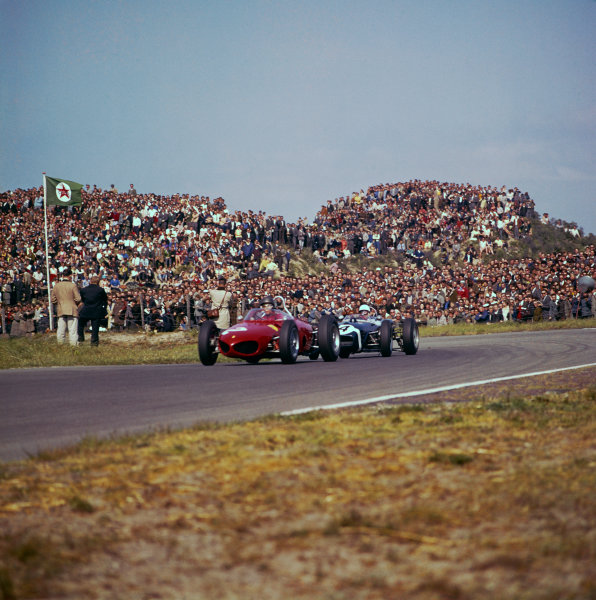 Zandvoort, Holland. 20-22 May 1961.