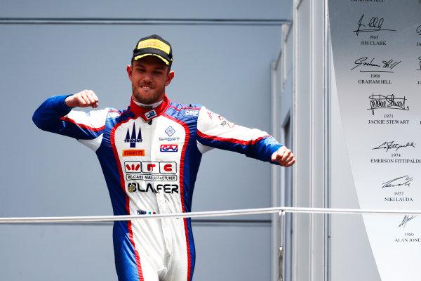 Luca Ghiotto (ITA, Trident)  2016 GP2 Series Round 10 Sepang International Circuit, Sepang, Malaysia. Sunday 2 October 2016  Photo: /GP2 Series Media Service ref: Digital Image _X0W9591