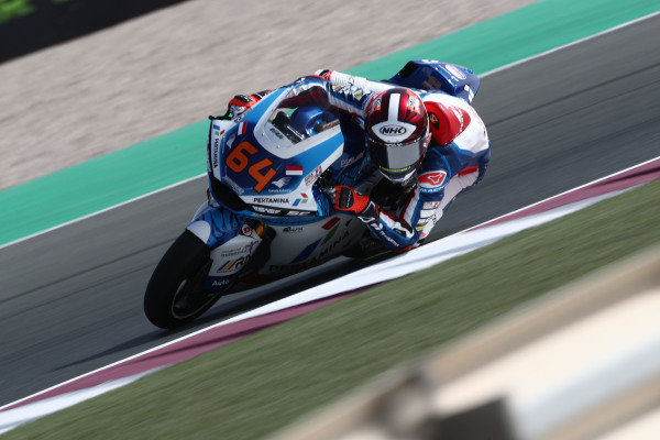 Bo Bendsneydar, Moto2, Qatar MotoGP, 26 March 2021