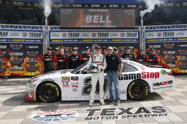 #20: Christopher Bell, Joe Gibbs Racing, Toyota Camry GameStop NBA 2K19