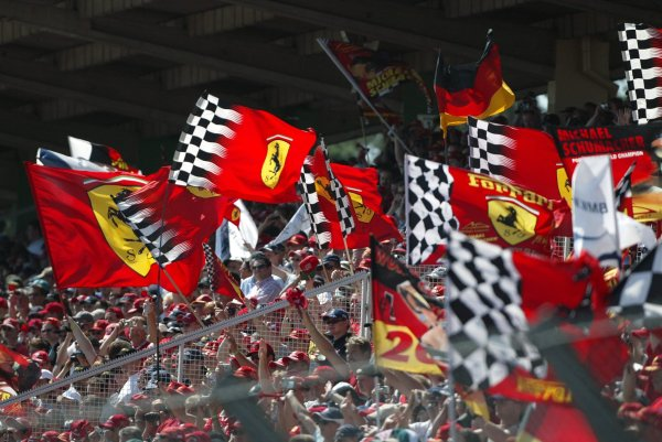 2002 German Grand Prix - Race