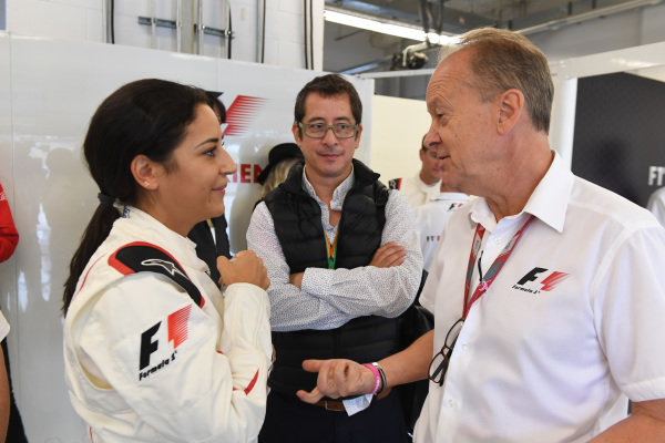 22sp at Formula One World Championship, Rd17, United States Grand Prix, Race, Circuit of the Americas, Austin, Texas, USA, Sunday 22 October 2017.