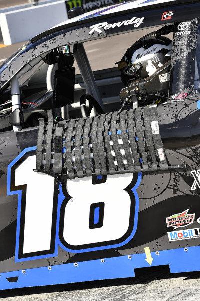 #18: Kyle Busch, Joe Gibbs Racing, Toyota Supra Extreme Concepts/iK9