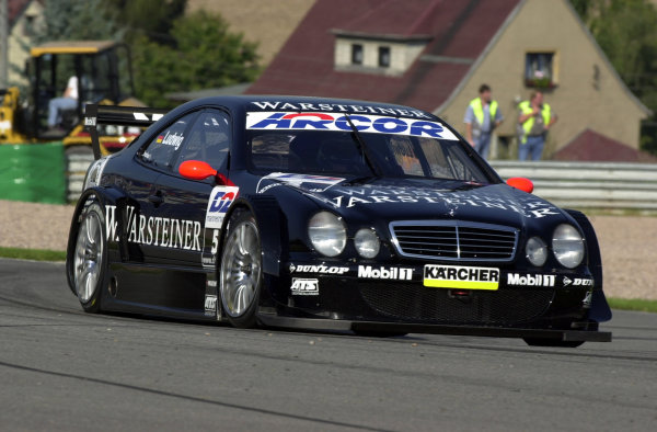 2000 DTM Championship.