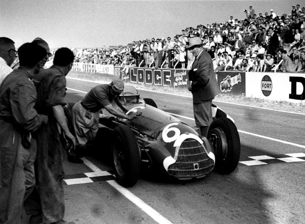 2003 Racing Past. . Exhibition