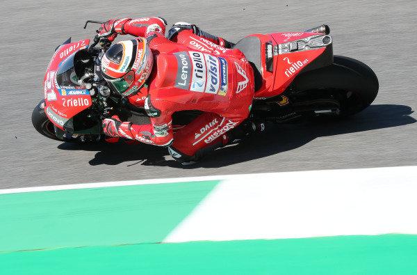 Michelle Pirro, Ducati Team.