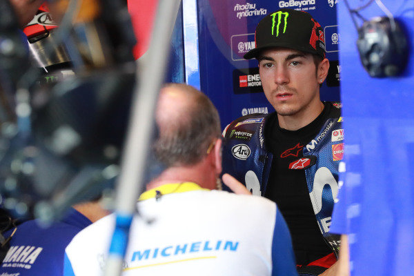 Maverick Viñales, Yamaha Factory Racing.