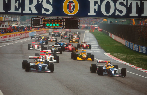 1993 San Marino Grand Prix.