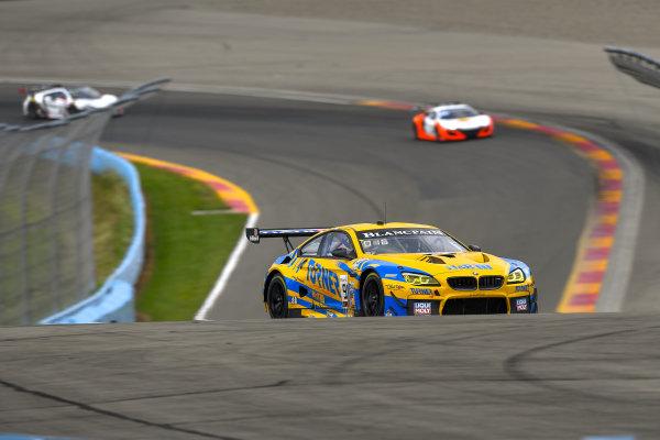 #96 BMW F13 M6 GT3 of Naoto Takeda and Takuya Shairasaka with Turner Motorsports
