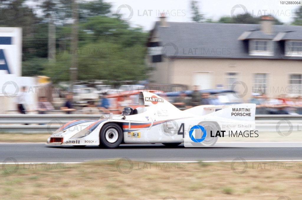 1977 Le Mans 24 hours.