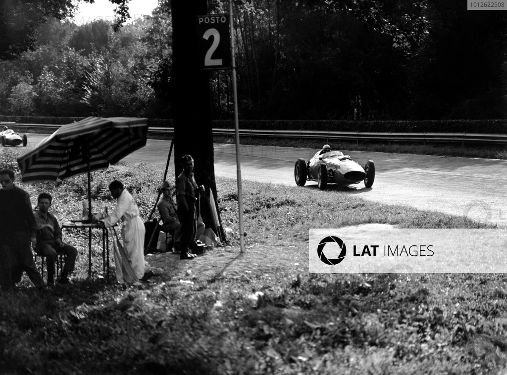 Monza, Italy. 13 September 1959.
