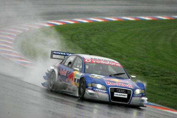 2006 DTM Championship.Round 2, Eurospeedway Lausitzring. 28th - 30th April 2006.Mattias Ekström (SWE), Audi Sport Team Abt Sportsline, Audi A4 DTMWorld Copyright: Miltenburg/xpb cc/LATref: Digital Image Only
