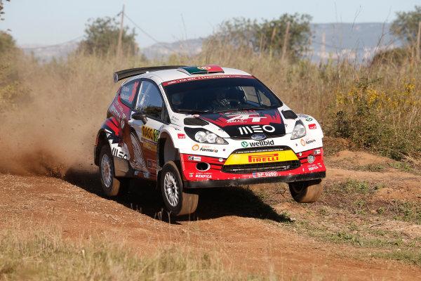 2014 World Rally Championship Rally de España 23rd - 26th October September 2014 Bernardo Sousa, Ford, Action Worldwide Copyright: McKlein/LAT